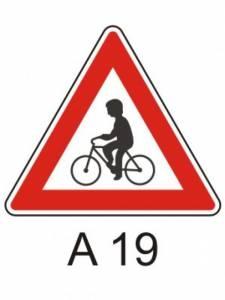 A 19 - cyklisté