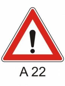 A 22 - jiné nebezpečí