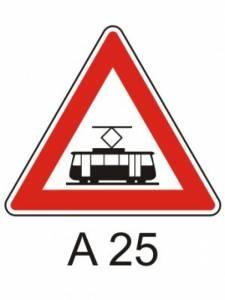 A 25 - tramvaj