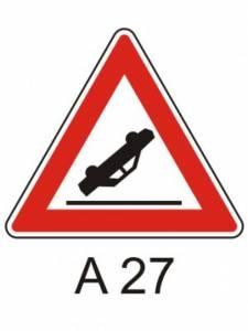 A 27 - nehoda