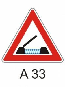 A 33 - pohyblivý most