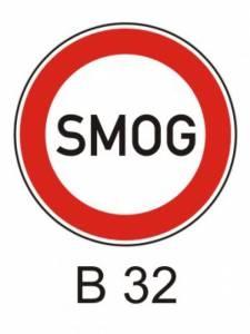 B 32 - jiný zákaz
