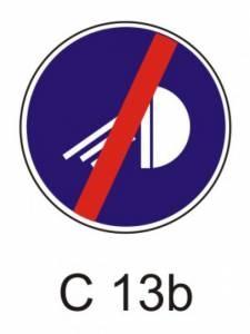C 13b - rozsviť světla - konec