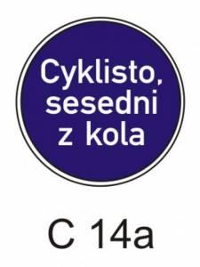 C 14a - jiný příkaz