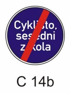 C 14b - jiný příkaz - konec