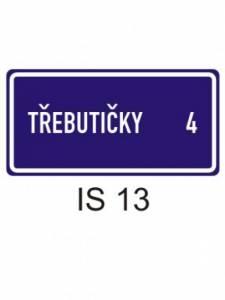 IS 13 - blízká návěst