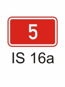 IS 16a - dalnice