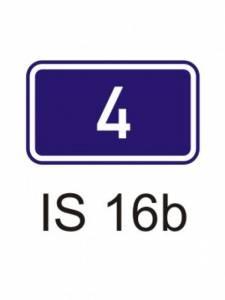 IS 16b - silnice 1. třídy