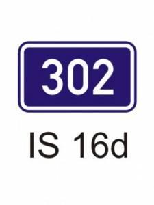 IS 16d - silnice 2. třídy