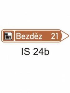IS 24b - kulturní nebo turistický cíl