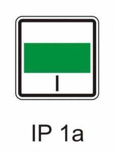 IP 1a - okruh