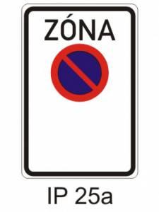 IZ 8a - zóna s dopravním omezením