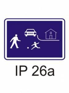 IZ 5a - obytná zóna